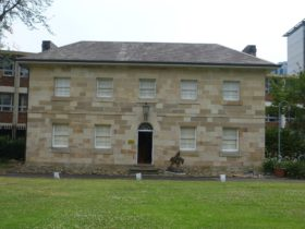 Lancers' Museum Building