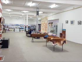 Aboriginal Cultural Centre Aboriginal art and artifacts
