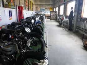 Robert Stein Motorcycle Museum