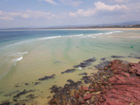 Bar Beach Merimbula
