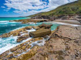 Singing Stones Beach