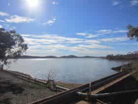 Stephen's Creek Reservoir