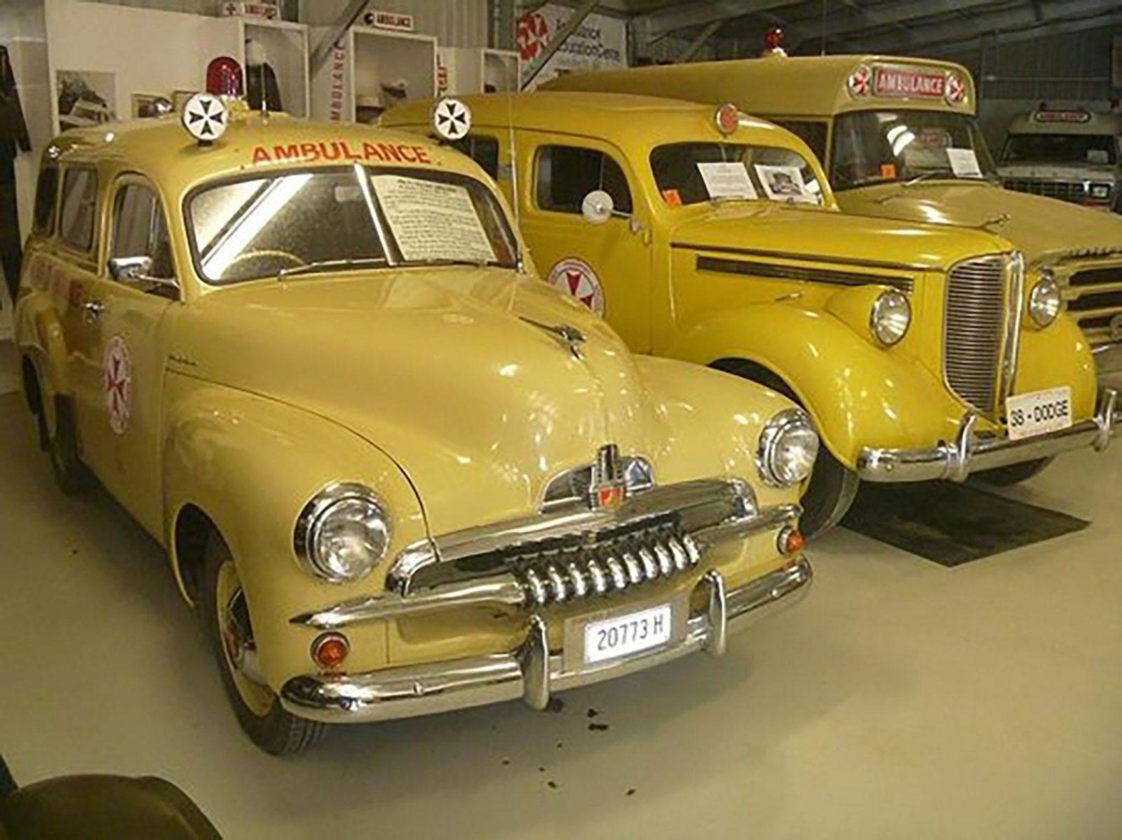 Temora Ambulance Museum