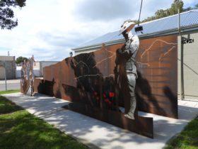 The Rock - Military Memorial