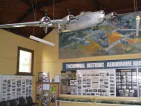 Tocumwal Historic Aerodrome Museum