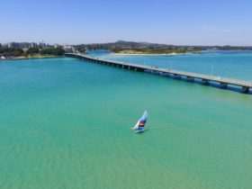 Wallis Lake at Forster-Tuncurry in the Barrington Coast