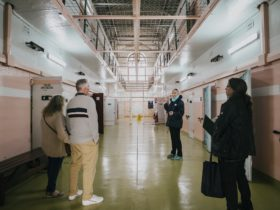 Maitland Gaol Guided Tour