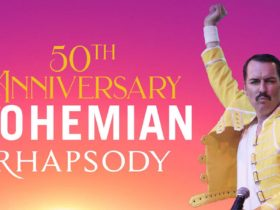 50th Anniversary Bohemian Rhapsody