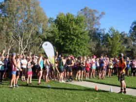 Albury Park Run