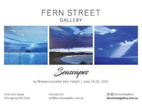 Solo exhibition by John Forysyth