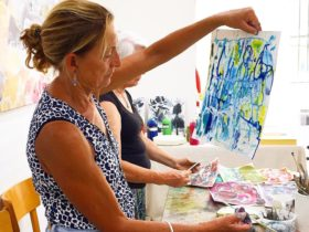 Art Workshop: Get Out of Your Mind and Into Your Art