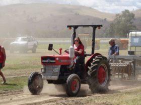 Tractor Pull & Swap Meet