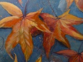 The Autumn theme in the latest Burrangong Gallery Exhibition is proving enticing.