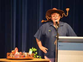 Banjo Paterson Australian Poetry Festival – Youth Poetry Competition