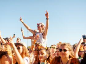 bEATS Festival concert goers