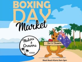 Boxing Day Kiama Makers & Growers Market