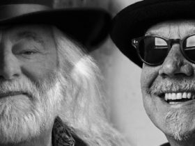Brian Cadd and Russell Morris musicians