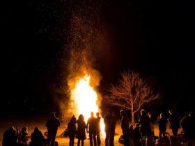 Burning of the Barrel