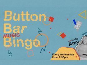 Button Bar Music Bingo every Wednesday
