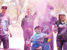 Colour Frenzy Fun Run