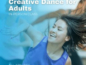 Creative Dance For Adults
