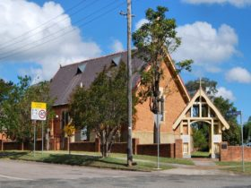Anglican Church Dungog