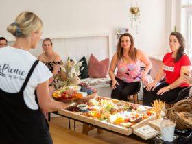 Gourmet Grazing Platter Workshop