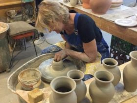The Seed Pottery