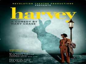 Presented by Revolution Theatre Productins