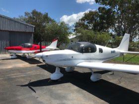 HDFC Sling 2 aircraft