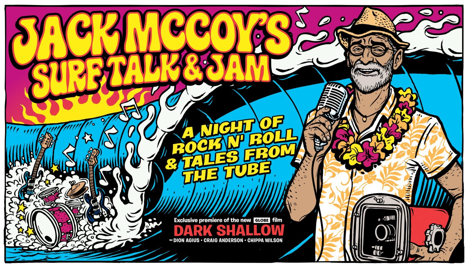 A Night of Rock n' Roll and Tales from the Tube