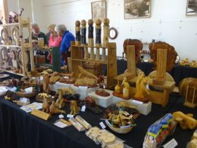 Kiama Woodcraft Group – Exhibition and Sales