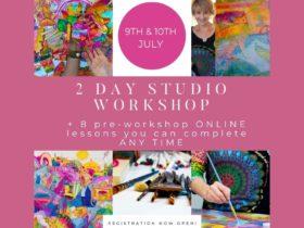 2 Day Studio Workshop