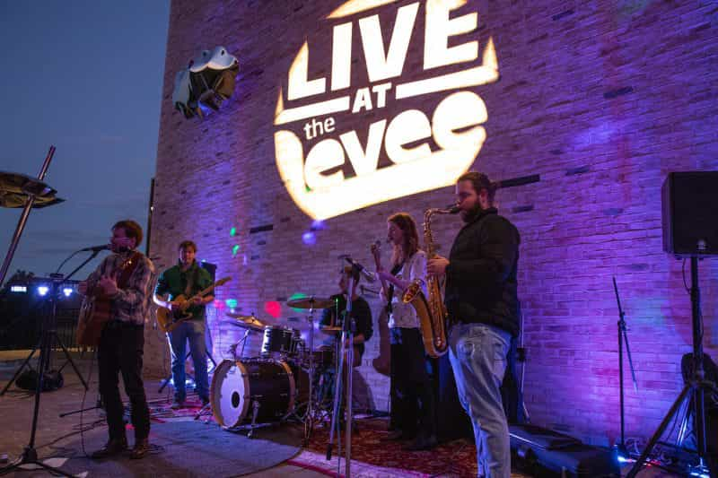 Live at the Levee