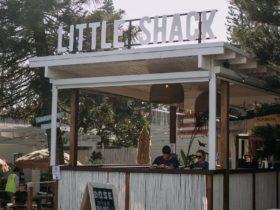 Exterior of Little Shack