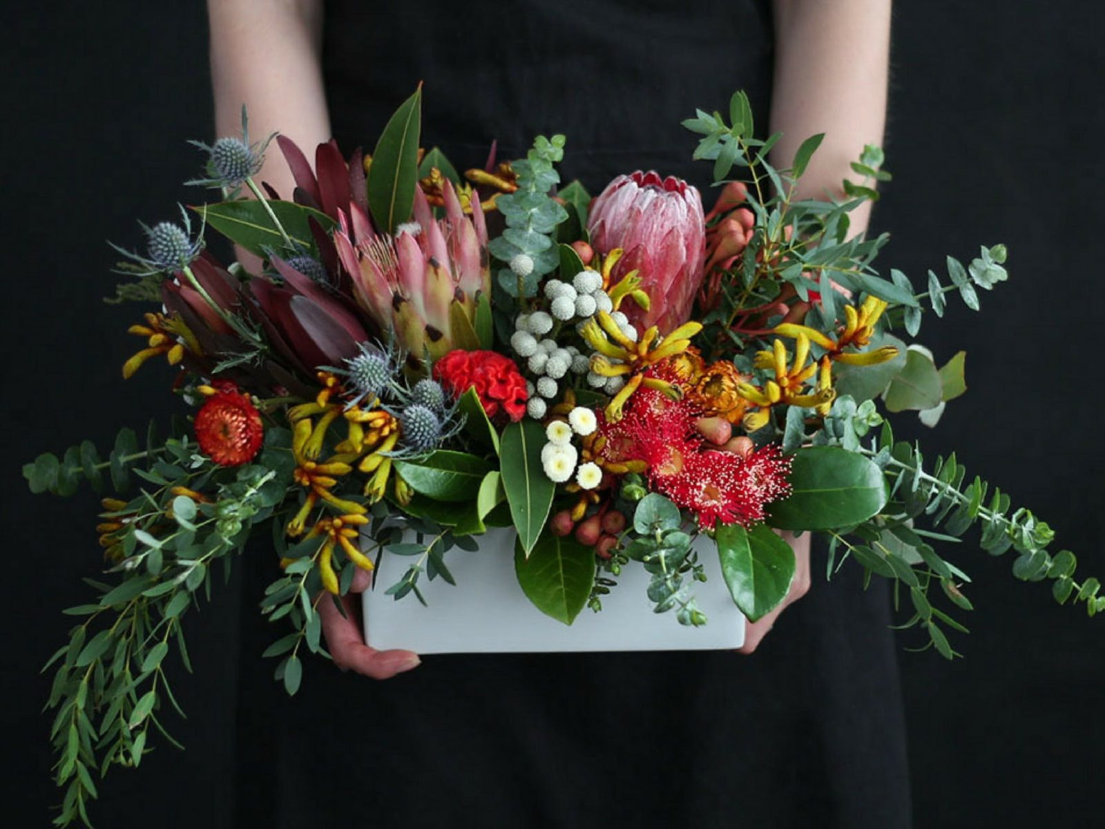 Join us for a fun and creative afternoon at our flower workshop