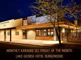 LGH Karaoke front
