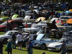 National Motoring Heritage Day Berry 2021