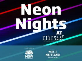 Neon Nights at MRAG