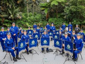 NSW Police Band - It's Beginning to Look a Lot Like Christmas
