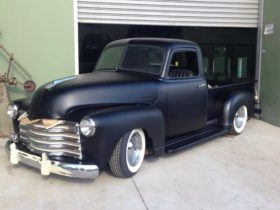 1948 Chevy Pickup to be given away