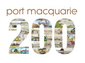Port Macquarie 200 Title Artwork