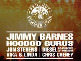 Australian rock at its best at the Berry Showgrounds on Saturday 30th October