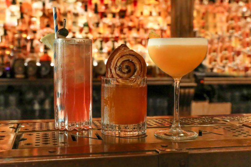 Rye July Cocktail Specials