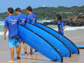 Surfing Lesson For Beginners Nsw Country Original P15a7y9