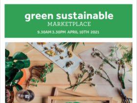 Sustainability Market at Eden Gardens
