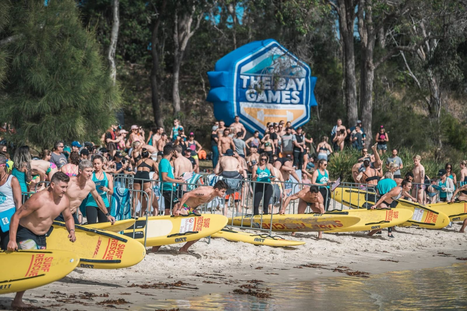 The Bay Games – Jervis Bay
