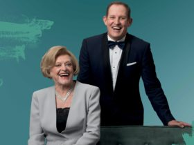 The Casting Couch with Todd McKenney and Nancye Hayes