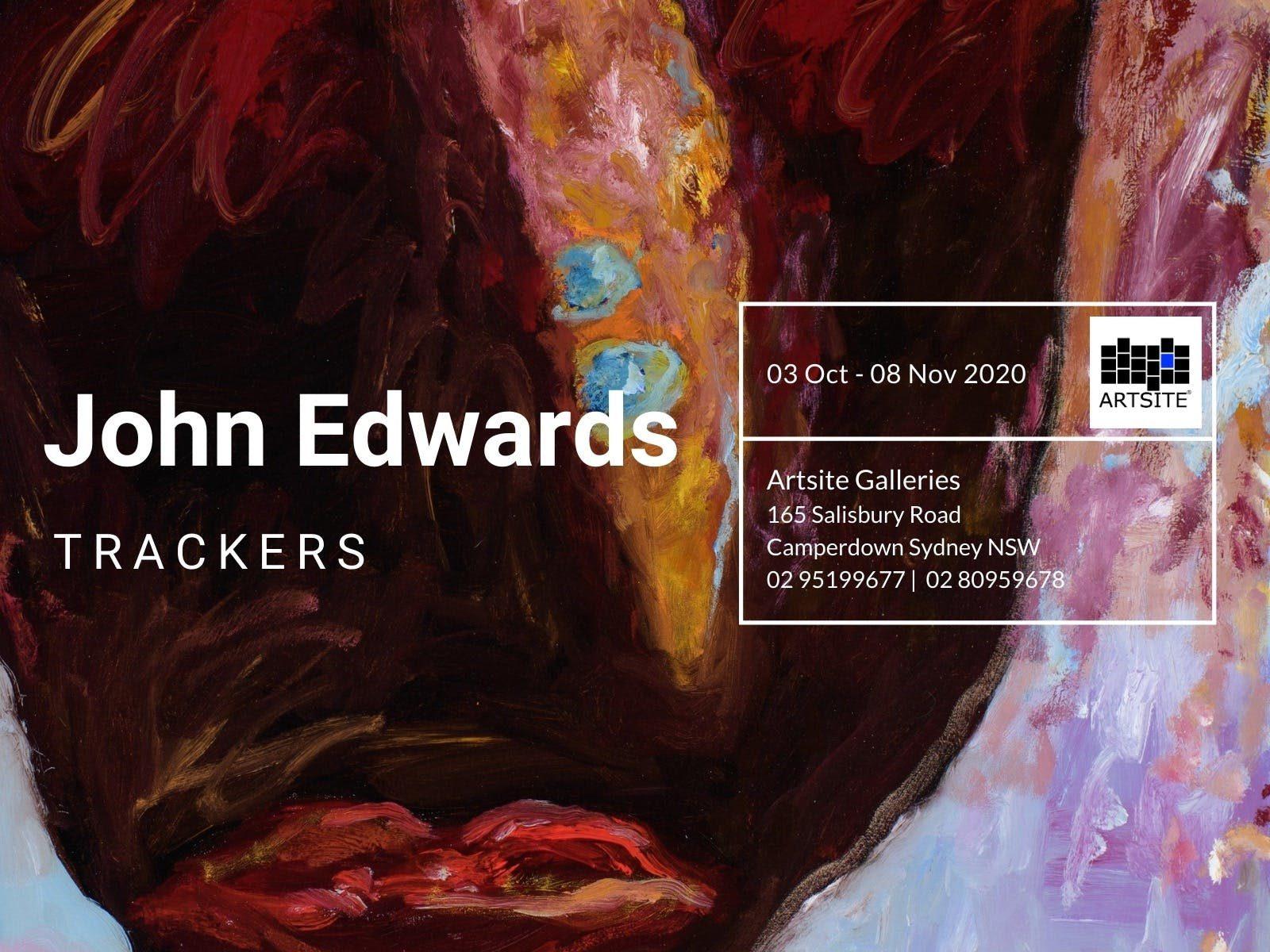 Trackers: John Edwards