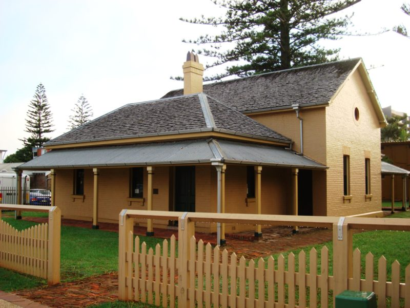 former Courthouse Port Macquarie